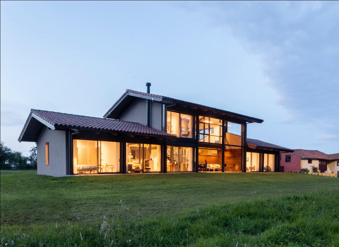 casa de campo en Asturias